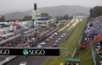 SUPER GT ROUND7 スポーツランドSUGO GT300kmRACE