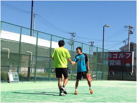 テニスをはじめてみませんか