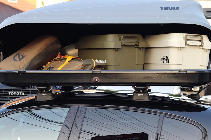 BMWアウトドア仕様Thule Touring M