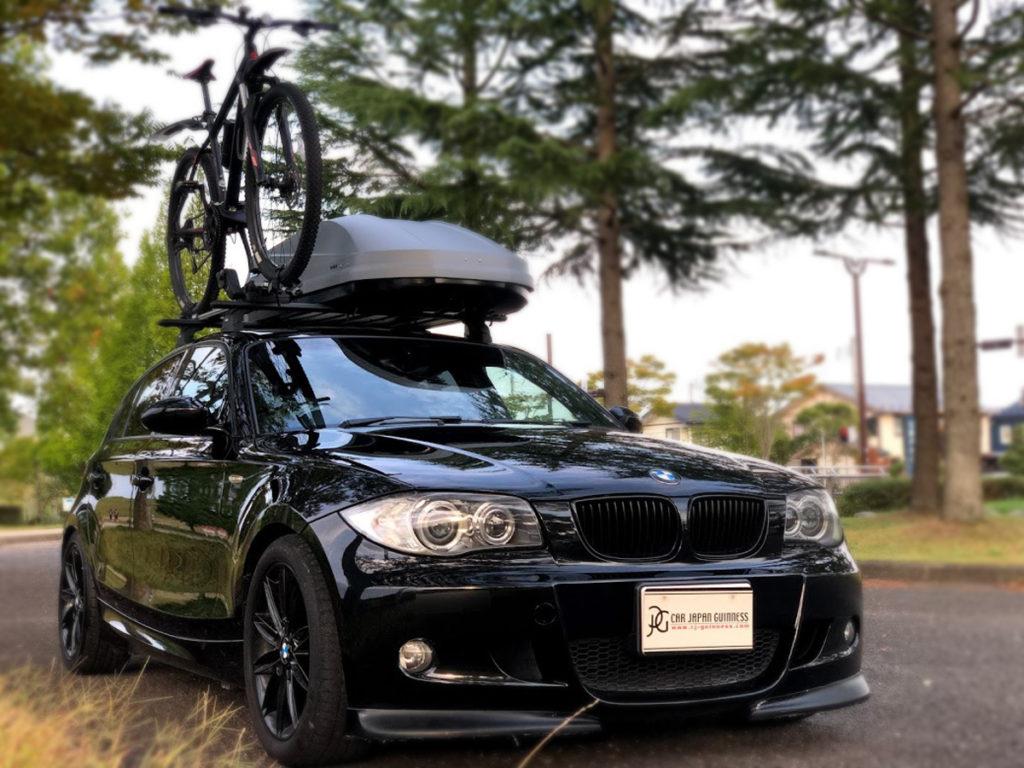 BMWアウトドアカスタムキャリアThule ProRide