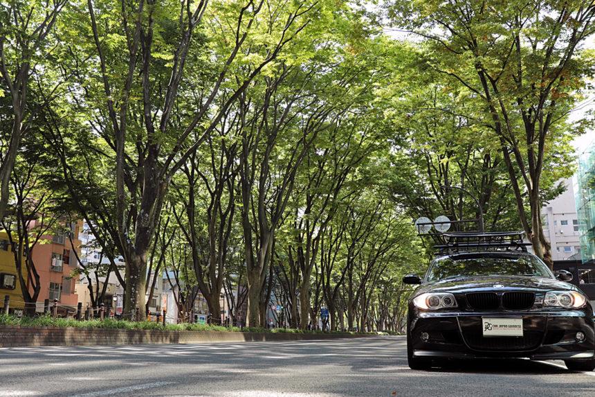 BMWライトカスタムThule Canyon 859XT