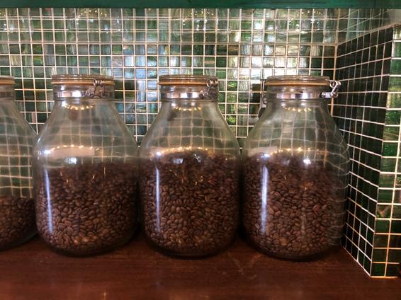 コーヒー豆の鮮度のチェック方法