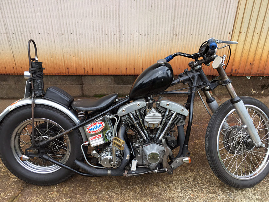 『いかすぜオートバイ!』ショベルヘッドとは