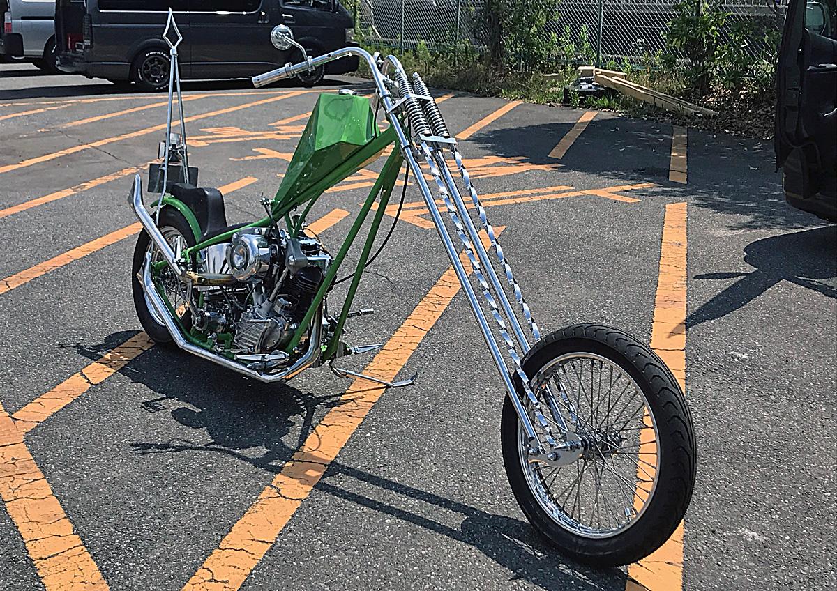 僕の大好きなクロマニヨンズの『オートバイと皮ジャンパーとカレー』