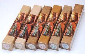 燻製材の種類 まず、大前提に燻製をするには煙が必要になってきます。