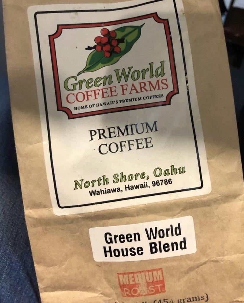 ハワイのコーヒー栽培はカイルア・コナ地区が最も有名。