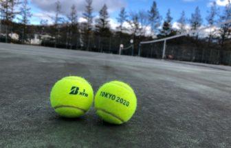 テニスの基礎試合の流れ