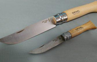オピネルナイフ何と言ってもカッコいい、あのピカソも愛用していたらしい!?