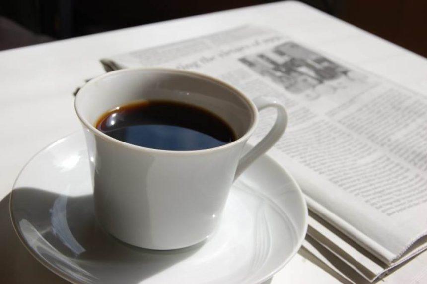 コーヒーはこだわらならくても美味しい。