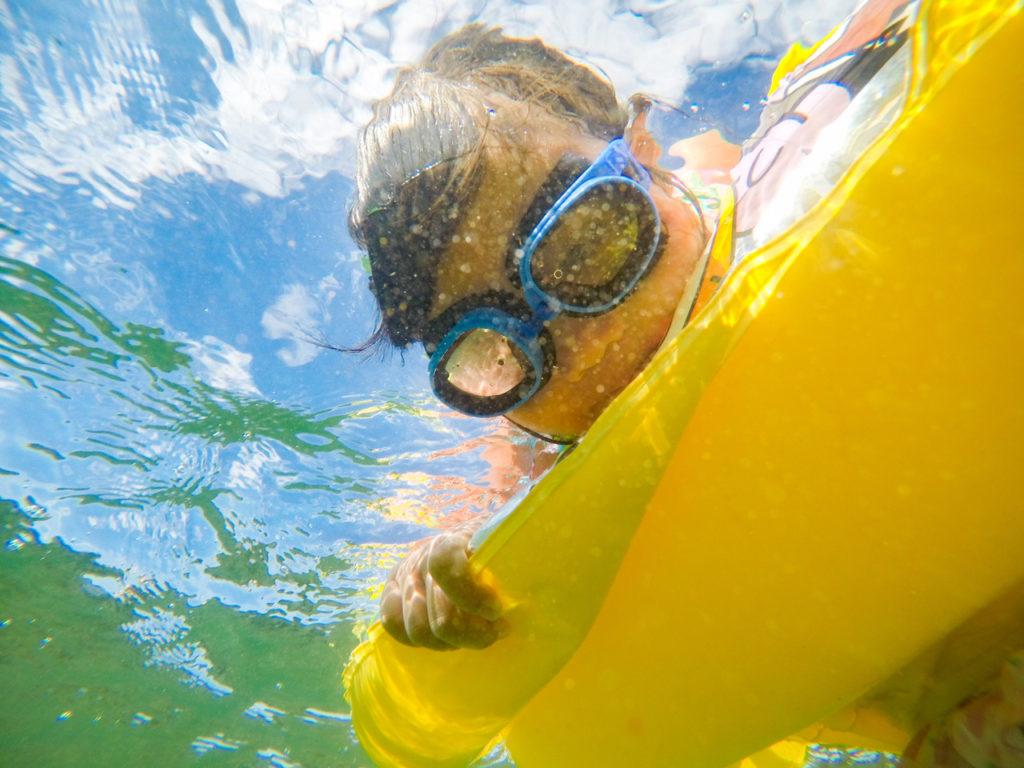 水深5m~10mの高い防水性能があります。