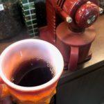冬のホットコーヒーは身体を冷やす??